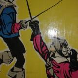 T.Gautier-Le Capitaine Fracasse (Capitanul Fracasse-editie pt invatare franceza-aventuri-capa si spada-dragoste-cavaleri-Franta secol XVII)-B2130 - Carte in franceza