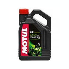 MOTUL 5100 4T 15W40 - 4 litri - Ulei motor Moto