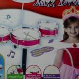 Set tobe Jazz Drum, pt copii - Instrumente muzicale copii