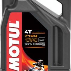 MOTUL 7100 4T 10W40 - 4 litri - Ulei motor Moto