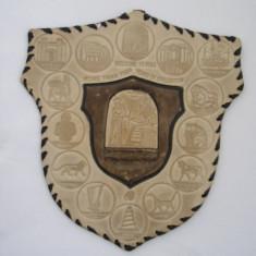CM - AMINTIRE - MOTIVE BABILONIENE - PIELE DE CAMILA - Arta din Asia