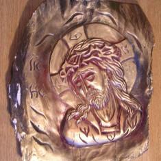 CM - AMINTIRE - ICOANA IN RELIEF EXECUTATA DIN IPSOS - Arta Ceramica