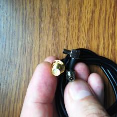 Pigtail SMA pin tata la TS9, 50cm - Cablu retea
