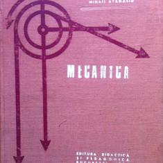 MECANICA - Mihail Atanasiu - Carti Mecanica