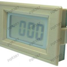 Voltmetru digital, LCD, 4 digiti, 200V, AC-111396