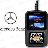 iCarsoft i980 Scanner Profesional Mercedes Benz Multisistem