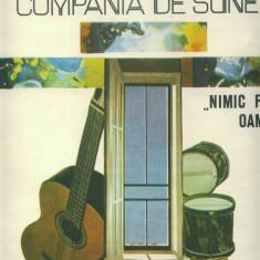 """-Y- VALERIU STERIAN SI COMPANIA DE SUNET  """" NIMIC FARA OAMENI """" - DISC LP VINIL"""