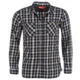 Camasa Barbati Lee Cooper - Marimi disponibile S,M,L,XL Cumparata din Anglia reducere 50%, Maneca lunga, Multicolor, Lee Cooper