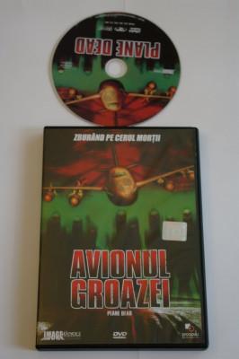 Avionul groazei ( Plane dead ) - film DVD foto