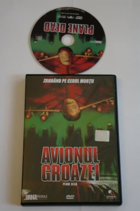Avionul groazei ( Plane dead ) - film DVD