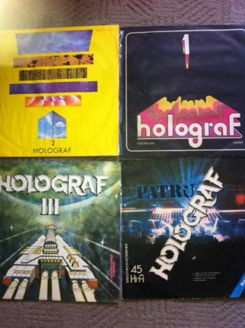 holograf discografie