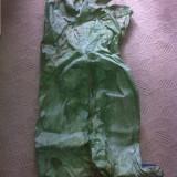Echipament de protectie pantalon cu bretele fabrica combinat perioada comunista