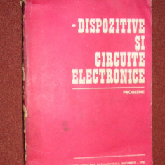 Dispozitive si circuite electronice (probleme) - Dan Dascalu