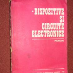 Dispozitive si circuite electronice (probleme) - Dan Dascalu - Carti Automatica