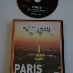 Paris - Perla de pe Sena - DVD - Film documentare, Romana
