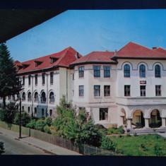 CP - Rimnicul Valcea Liceul Vasile Roaita - Carte Postala Oltenia dupa 1918