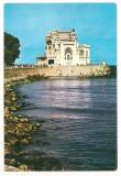#carte postala(ilustrata)-CONSTANTA-Restaurantul Cazino, Necirculata, Printata