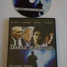 DVD film - Diabolic de periculos cu Dwennis Hopper, Lance Henriksen - Film thriller, Romana