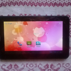 Tableta serioux s718, 7 inches, 4 Gb, Wi-Fi + 3G