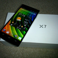 Iocean x7 Elite 2gb ram, 32gb memorie interna. - Telefon mobil Dual SIM, Alb, Neblocat, Dual SIM, Quad core