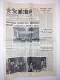Ziarul Scanteia Nr. 9907 / 29 Iunie 1974 - Convorbiri oficiale : Ceausescu si Anwar El Sadat