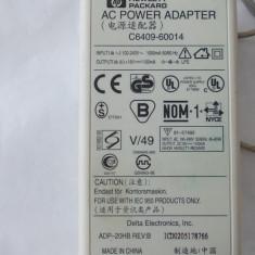 AC POWER  ADAPTER  HP HEWLETT  PACKARD  + 18 V -1100mA LA 110-240 V