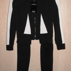 Set / Trening (bluza+pantaloni) NOU model deosebit PRET NEGOCIABIL - Trening dama, Marime: 36, Culoare: Negru