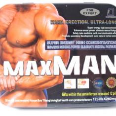 MAXMAN 2016 - cel mai NOU maxman !!! - Stimulente sexuale