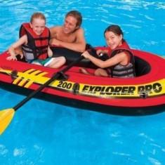 Barca gonflabila pentru copii, Intex Explorer - Barca pneumatice