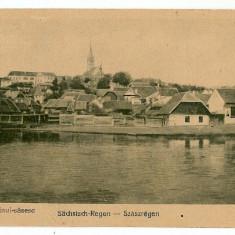 1771 - Mures, REGHIN - old postcard - used - 1923