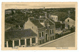 63 - BAZARGIC, vedere generala - old postcard - used - 1917