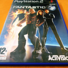 Fantastic Four rise of the Silver Surfer, PS2, original, alte sute de jocuri! - Jocuri PS2 Activision, Actiune, 12+, Single player