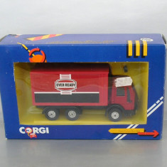 Camion Ford Cargo Ever Ready, Corgi - Macheta auto