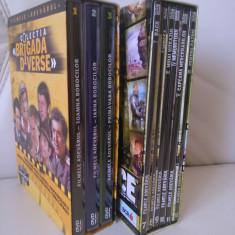 DVD Filme Istorice Romanesti Sergiu Nicolaescu - Film Colectie Altele, Altele