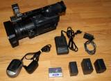 Camera video profesionala Panasonic HVX200E