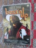 SNOOP DOGG - BOSS ' N UP - film DVD + 1 CD BONUS (original din ANGLIA, in stare impecabila!!!), Engleza