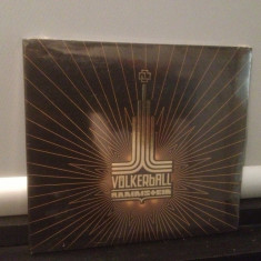 RAMMSTEIN - VOLKERBALL-LIVE CONCERTS (2006/UNIVERSAL)- DVD-deluxe ed.NOU/SIGILAT, universal records