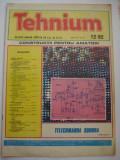 Revista  TEHNIUM - 1982