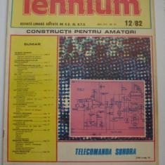 Revista TEHNIUM - 1982 - Revista casa