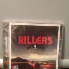 KILLERS - BATTLE BORN(2012/UNIVERSAL/GERMANY) - ROCK/ALTERNATIV - CD NOU/SIGILAT, universal records