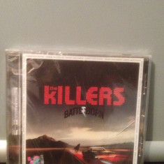 KILLERS - BATTLE BORN(2012/UNIVERSAL/GERMANY) - ROCK/ALTERNATIV - CD NOU/SIGILAT - Muzica Rock universal records
