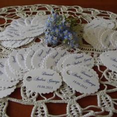 Etichete / taguri marturii ieftine - Marturii nunta