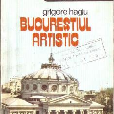 Grigore Hagiu-Bucurestiul artistic, Alta editura
