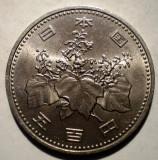 A.252 JAPONIA 500 YEN AUNC, Asia