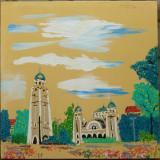 Biserica Nasterea Maicii Domnului din Timisoara - semnat  Olah Andras 2008
