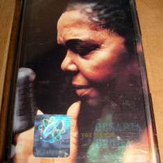 CESARIA EVORIA - Voz D' Amor / Caseta Audio Originala - Muzica Pop rca records, Casete audio