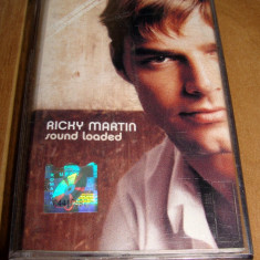 Sound Loaded - RICKY MARTIN / Caseta Audio Originala - Muzica Pop sony music, Casete audio