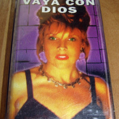 VAYA CON DIOS - Best of / Caseta Audio, Casete audio