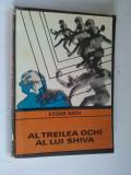 Al treilea ochi a lui Shiva - Kedar Nath - Colectia ENIGMA - Ed. Univers