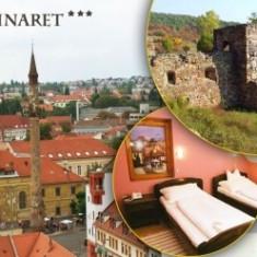 Minaret Hotel Eger, Ungaria - 2 nopți 2 persoane și în weekend cu demipensiune - Circuit - Turism Extern